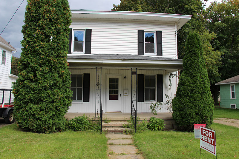 Plainwell Michigan House For Rent Duplex For Rent