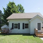 street view of house for rent on 31st Street in Battle Creek